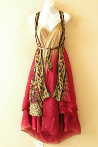 "L929 Vintage Silk Magic 34"" Long Wrap Skirt Halter Tube Maxi Dress + Bonus DVD"