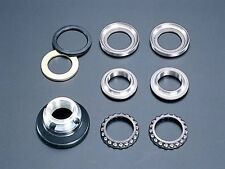 HONDA Z50 CRF50 XR50 CT70  STEERING BEARING (TWO COMPLETE SETS) 8 PIECE KIT