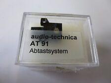 audio technica AT 91 Ersatz Abtastsystem und Tonnadel 10262 LPSP10