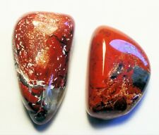 100 cts POLISHED BRECCIATED JASPER AFRICA # 25