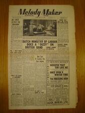 MELODY MAKER 1948 FEB 14 JOE LOSS HARRY ROY RON MUNRO