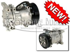 A/C Compressor w/Clutch for Jeep Liberty w/2.4L 2002-2005 - NEW