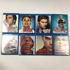 Dexter Complete Series 1-8 Blu-Ray Set 1, 2, 3, 4, 5, 6, 7, 8