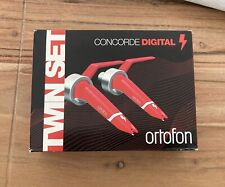 ORTOFON CONCORDE DIGITAL NEEDLE AND STYLUS USED ONCE PAIR