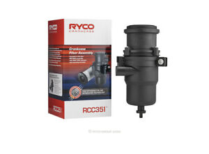 Ryco Catch Can Crankcase Ventilation Filter Assembly RCC351