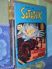 \ SATANIK n° 207 - ED CORNO-MAGNUS & BUNKER-ORIGINALE //-SX57