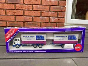 Siku 3515 Mercedes Benz Euro Truck Toys And Models LTD In Its Original Box Rare