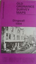 Old Ordnance Survey Maps Dingwall Scotland 1904 Sheet 88.03 Brand New