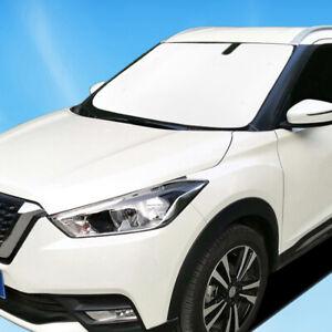 Fit For Nissan Kicks 2017-2021 Front Windshield Window Custom Sunshade