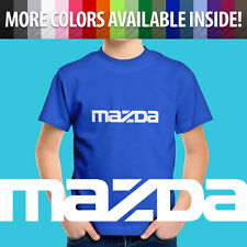Mazda Mazdaspeed 3 6 Protege RX7 RX8 Miata MX5 Auto Kids Tee Children's T-Shirt