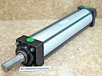 "Numatics    3-1/4""  bore  X  15""  stroke   pneumatic cylinder   P1AP-15A7E-A2A0"