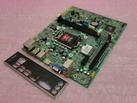 Dell Vostro 270s 478VN 0478VN LGA1155 DDR3 DIB75R System Motherboard & Backplate