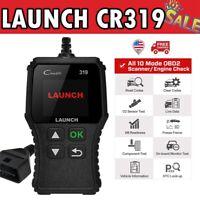 LAUNCH CR319 Engine Check Light OBD2 OBD II Code Reader Diagnostic Scanner Tool