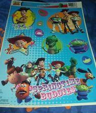 Disney Toy Story Easter Window Clings Buzz Lightyear Woody Jesse