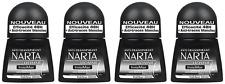 Narta - Déodorant Homme Bille Invisimax Efficacité 24h - 50 ml - Lot de 4
