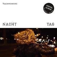 "2Raumwohnung ""nacht + tag"" Doppel-Album 2CD Digipack NEU 2017"