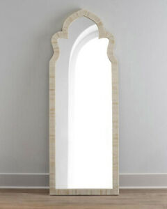 Handmade Bone inlay Traditional Shape Mirror Frame