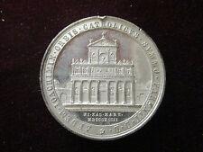 MEDALLA RELIGIOSA PAPA LEON XIII 1823 SAN JOAQUIN (GIOACCHINO) ROMA NO ANILLA