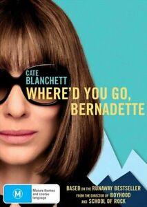 Where'd You Go, Bernadette : NEW DVD