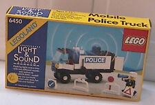 NEW Lego Classic Town 6450 Mobile Police Truck Sealed LEGOLAND