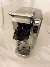 Keurig K10/B31 MINI Plus Coffee Maker - PLATINUM