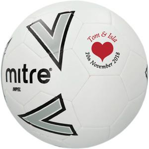 Personalised Football - Mitre Impel