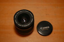 Canon EF 28-80mm 1:3.5-5.6 Zoom Lens Auto Manual Focus