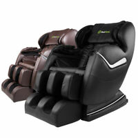 Electric Zero-Gravity Full-Body Shiatsu Real Relax Massage Chair. 3yrs warranty!