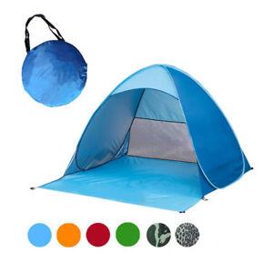 Ultralight Beach Tent Folding Tent  Automatic Open Tent Tourist Camping Tent