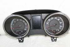 Speedometer Instrument Cluster Panel Gauges 2011 Grand Cherokee 73,573 Miles