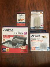 Aqueon QuietFlow LED PRO Aquarium Power Filters Bundle NEW