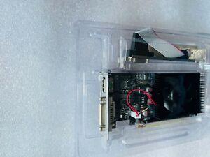 Home Computer NVIDIA GeForce GT730 2GB DDR3 DVI VGA HDMI PCI-E Graphics Card
