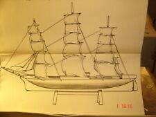 Red Jacket Sailboat Kit
