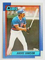 Andre Dawson #140 Topps 1990 Baseball Card (Chicago Cubs) LN
