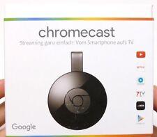 BRAND NEW & FACTORY SEALED Google Chromecast -  OEM - FAST SHIPPING !!!!!!!!!!!!