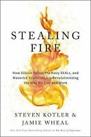 Stealing Fire: How Silicon Valley, the Navy SEALs, and Maverick Scientists Are R
