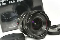Voigtlander SUPER WIDE HELIAR E 15mm F4.5 aspherical for Sony E  mount, MINT+++