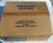 Vintage Panasonic KX-P1180 Impact Dot Matrix Printer
