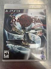 Bayonetta (Sony PlayStation 3, 2010) PS3 CIB Complete w/ Manual