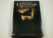The Texas Chainsaw Massacre DVD Jessica Biel, Jonathan Tucker, Erica Leerhsen