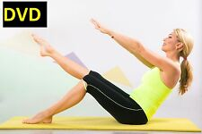 PILATES FOR BEGINNERS,DVD,STEP BY STEP, INSTRUCTION TRAINING - EXERCISE