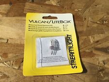 STREAMLIGHT Vulcan / Litebox 6 watt Tri-Pin Replacement Bulb 440093 Xenon Dual