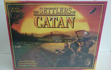 The Settlers of Catan 3061 Mayfair Game Family Strategy Board 4th Edition USA