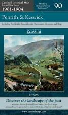 Penrith and Keswick(Cassini Revised New Series Historical Map)NEW.End Of Stock!