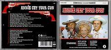 ANNIE GET YOUR GUN - Original Soundrack - Remastered CD Album + Bonus Tracks