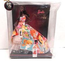 Mattel Barbie 50th Anniversary Generations Of Dreams Collectors Black Doll P7940