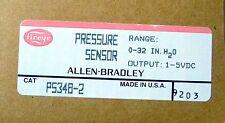 FIREYE P5348-2 PRESSURE SENSOR