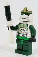 LEGO STAR WARS KYUZO BOUNTY HUNTER MINIFIGURE - MADE OF GENUINE LEGO PARTS