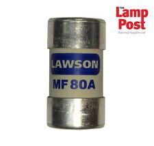 80 Amp MF80 House Service Main Fuse 30mm x 57mm