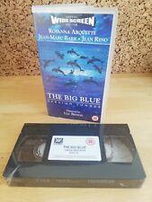 The Big Blue Version Longue VHS Video Cassette (TAPE SEALED)